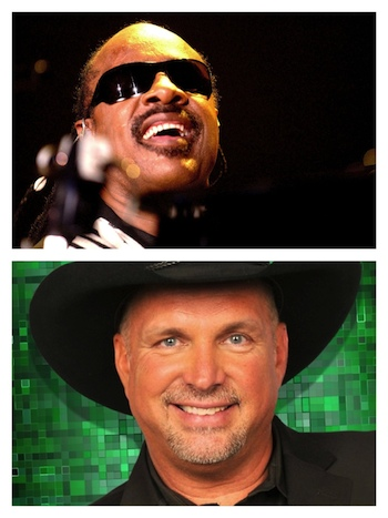 Garth and Stevie