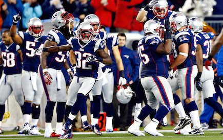 New England Patriots 2